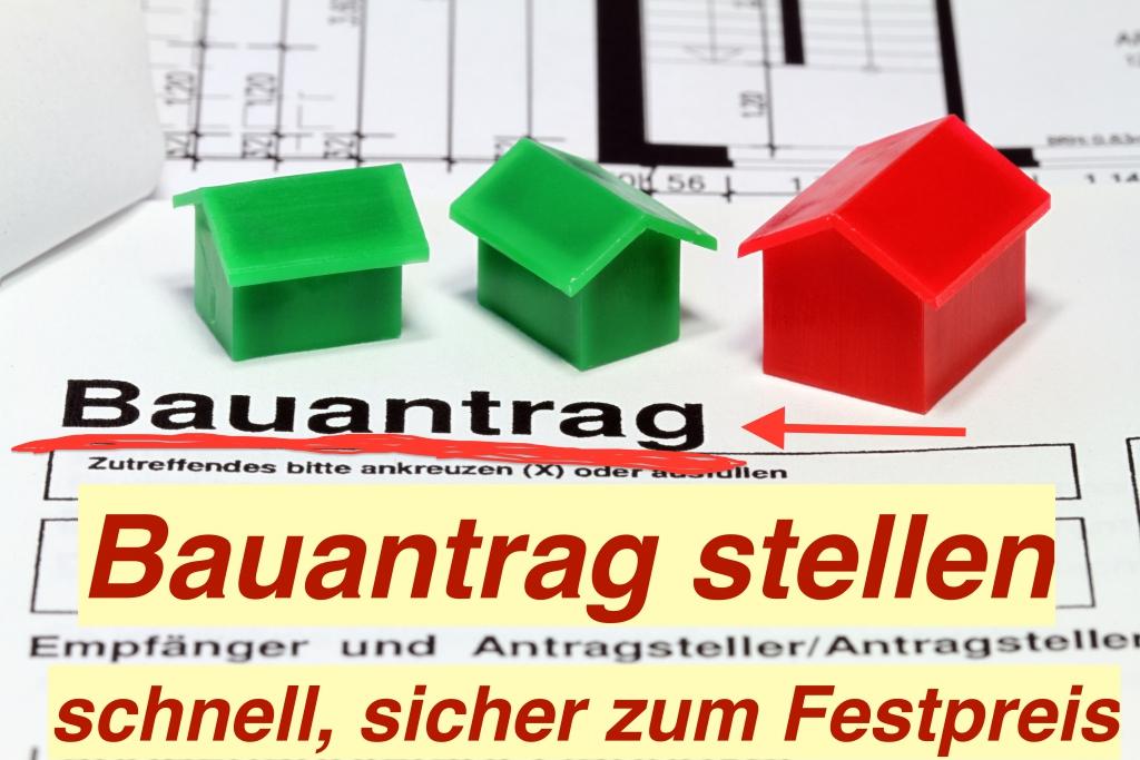 Bauantrag stellen Berlin Brandenburg