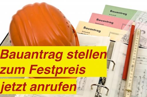 Bauantrag Berlin Brandenburg stellen