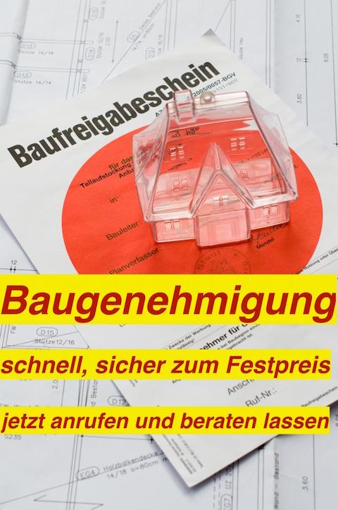 Baugenehmigung Berlin beantragen
