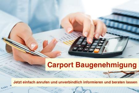 Carport Baugenehmigung Berlin