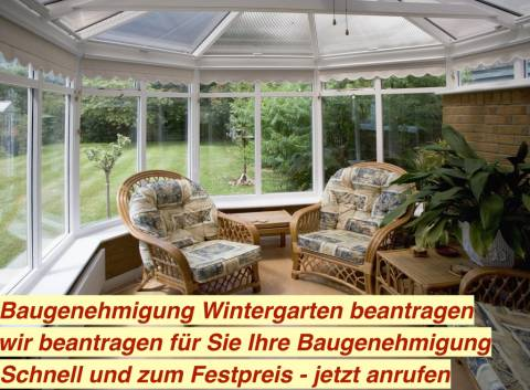 baugenehmigung wintergarten kaltwintergarten beantragen. Black Bedroom Furniture Sets. Home Design Ideas