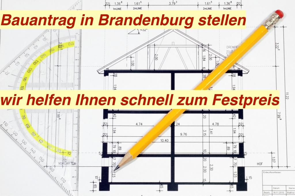 Bauantrag Brandenburg - Architekt & Maurermeister beraten Sie